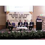 SEMINAR BUDGET AND TAX UPDATES 2006 (2)