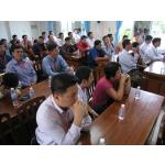 4.2 Tien Giang - Dialogue with Department of Investment