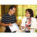 20120913 - Networking with CTFAS